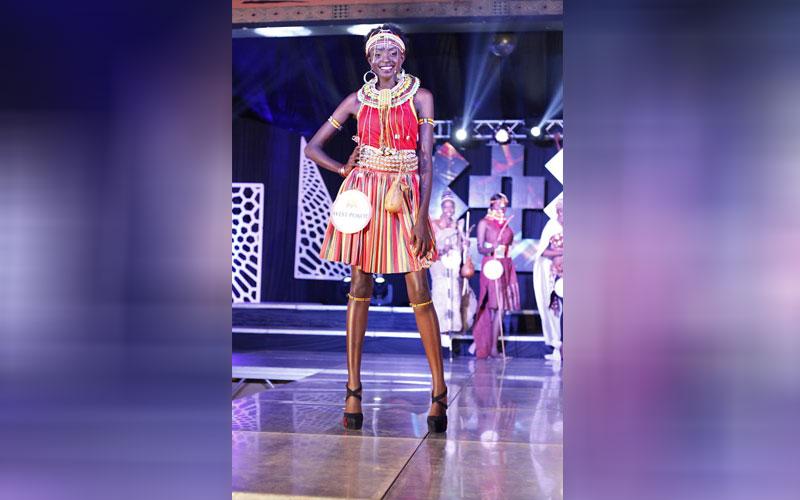 Sarah Pkyach,Miss Tourism Kenya 2018