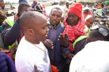 Singer Jaguar supports Mututho in Sh99m Nacada scandal