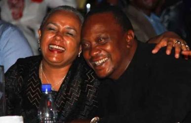 Uhuru reveals how he met his high school sweetheart