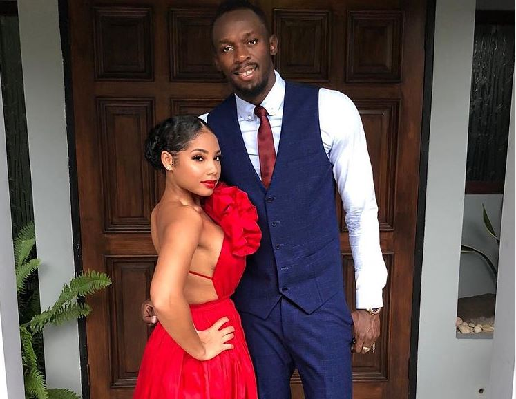Usain Bolt secretly has twins with girlfriend as he shares unusual names
