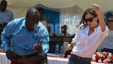 Victoria Beckham's Kisumu confessions