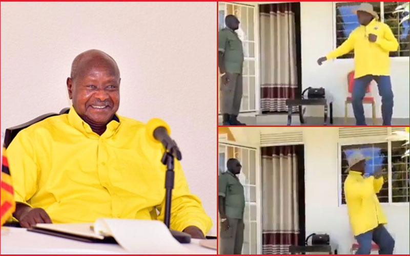 VIDEO: Museveni look-alike lights up social media with dance
