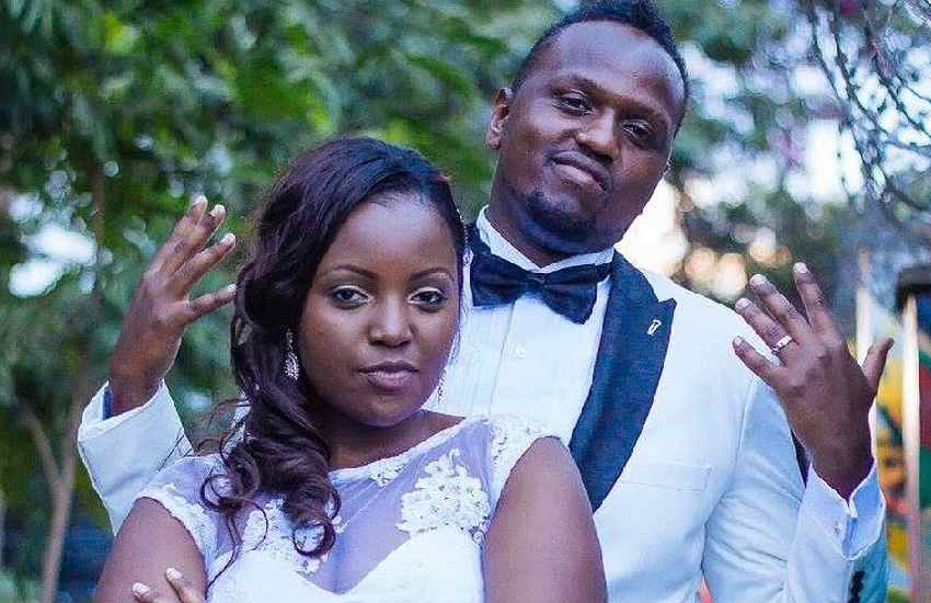 We almost called it quits – Dj Gee Gee, wife Jasmine on love and marriage