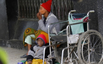 Wheelchair-bound woman repeatedly raped, leading to the birth of her 10 children