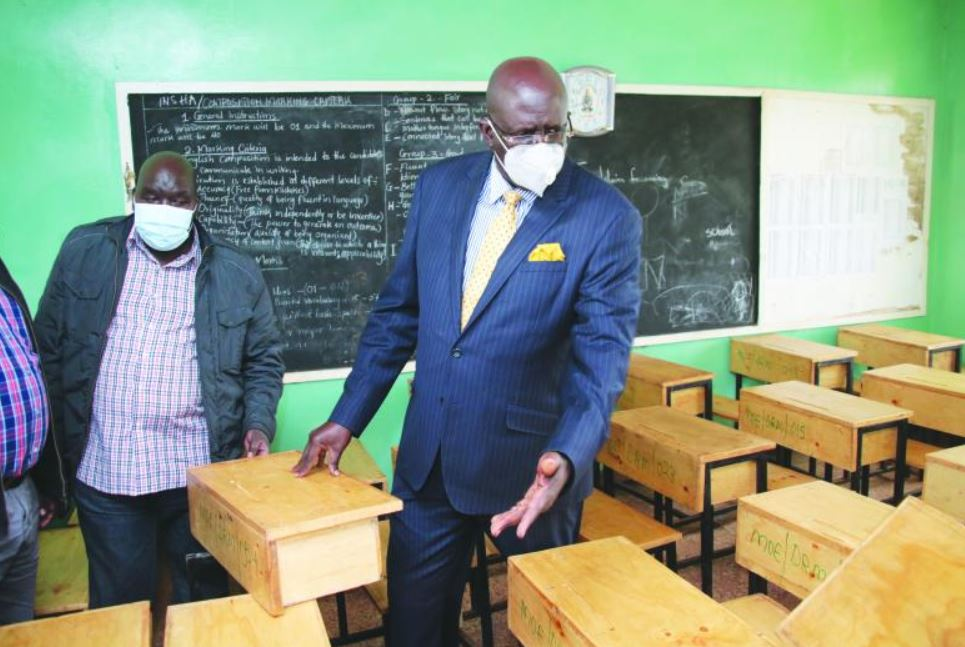 Why government is not in a hurry to reopen schools yet