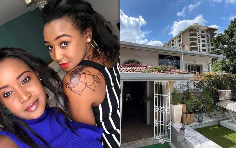 Why Mercy Kyallo missed Betty's beauty parlor relaunch