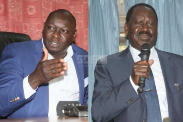 Why Raila Odinga should not leave for London – MP Joshua Kutuny