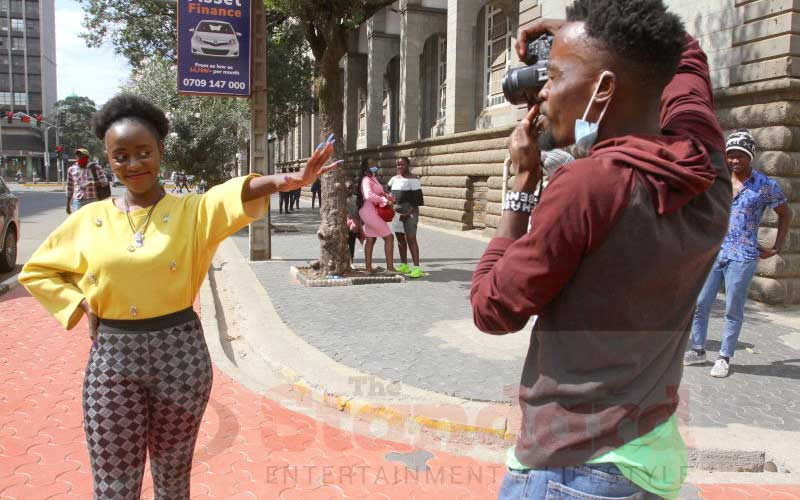 Why the youth flock to Nairobi's CBD every Sunday
