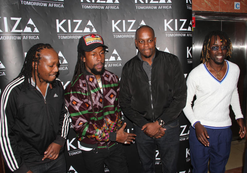 [ Jah Cure 'Royal Soldiers' album launch at Kiza L