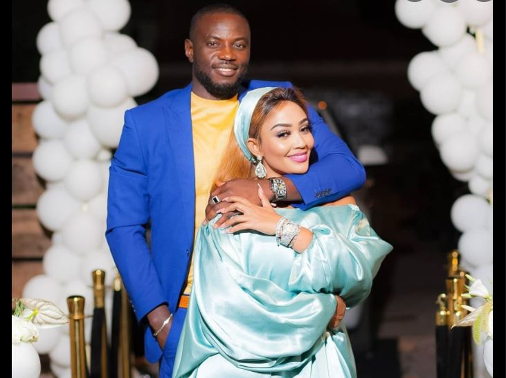 Zari hints at breaking up with lover Dark Stallion, says relationship isn't building her