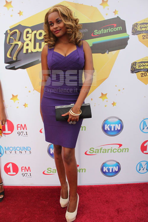 Groove award Best Dressed