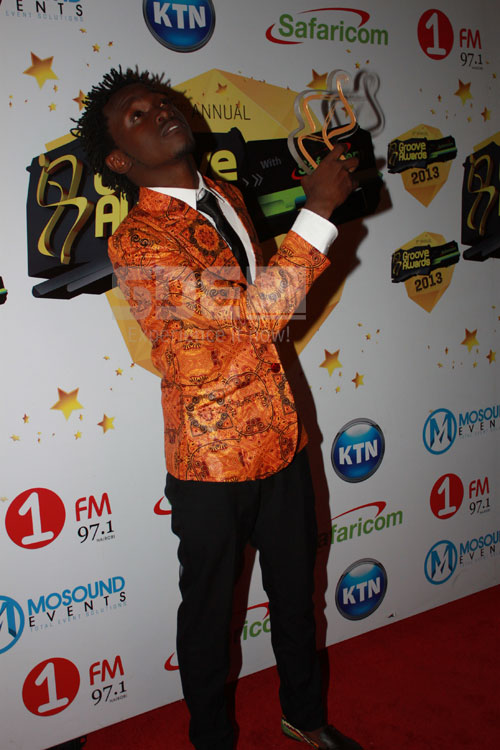 Groove award moments