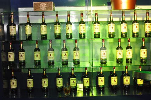 Jameson Select Reserve Launch