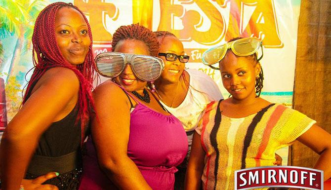 Smirnoff Fiesta at Tribeka