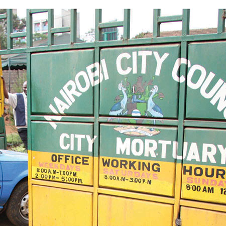 Nairobi's most feared buildings