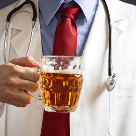 drinking doctor