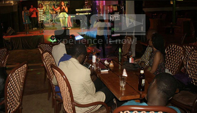 Pulse Industry night at the Carnivore Restaurant