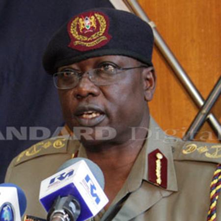 Kenyans react to IG Kimaiyo's resignation