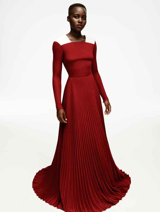Lupita Fashion sense