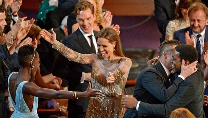 Lupita wins the Oscars