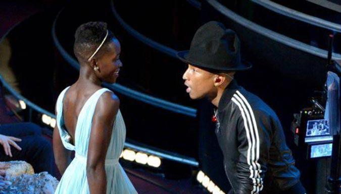 Lupita's night at the Oscars
