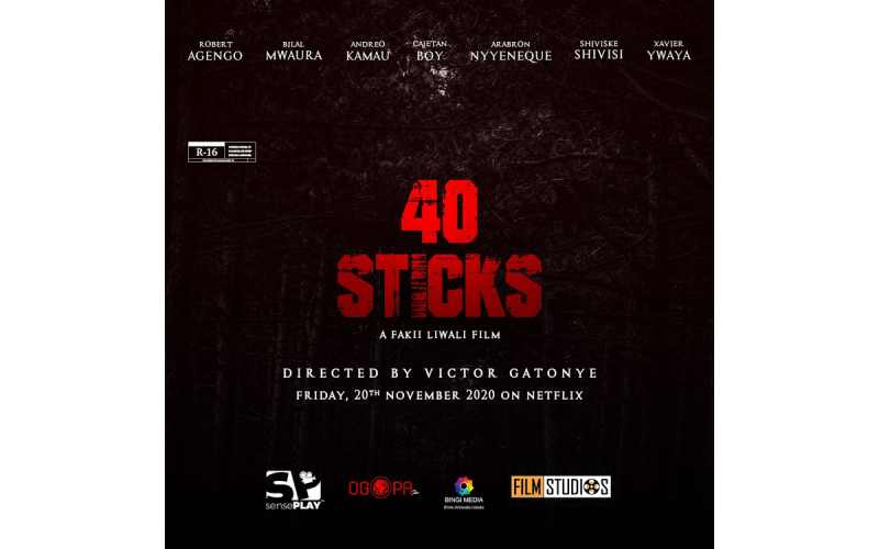 40 Sticks: Another local movie debuts on Netflix as sector revamps