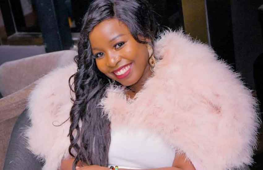PHOTOS: Governor Mike Sonko's daughter, Saumu, expectant