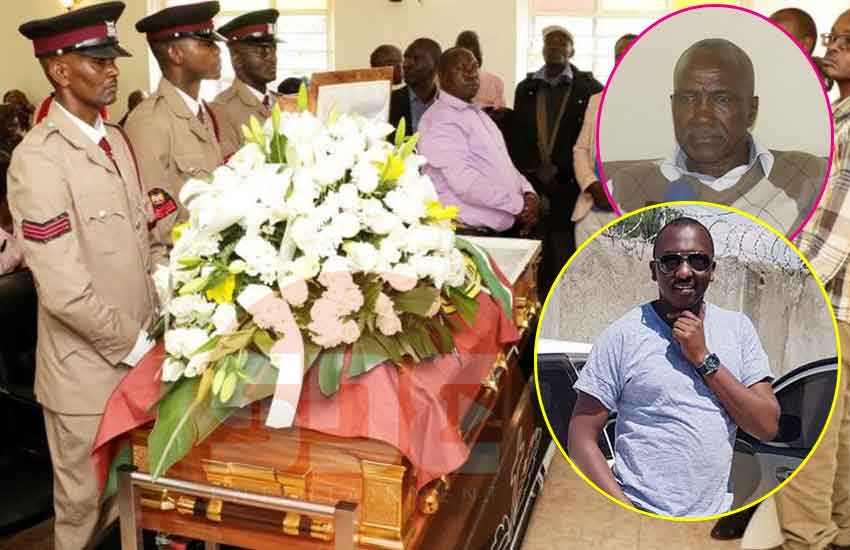 Sergeant Kenei's father speaks, sends message to son's killers
