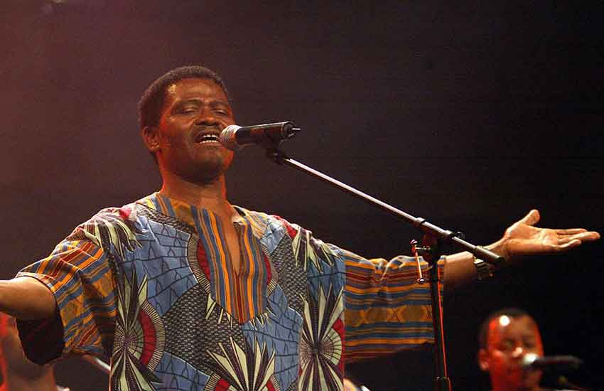Understanding Joseph Shabalala: Dance softly and carry a big voice