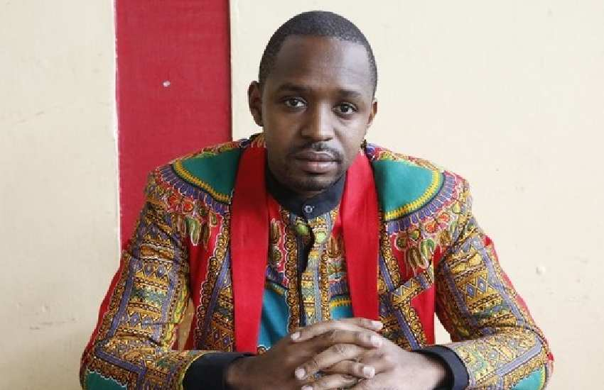 Self-love is the answer, says activist Boniface Mwangi as he clocks 37