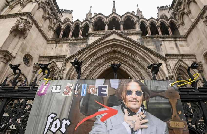 Actor Depp seeks retrial in wife beater case