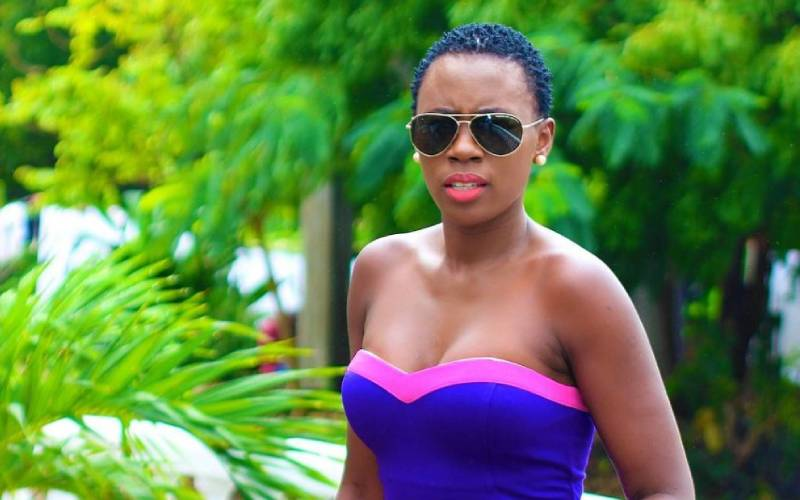 Akothee flaunts her body in sexy bikini days after going ham on mourners