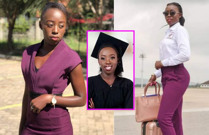 Akothee's moving message to daughter Vesha Okello