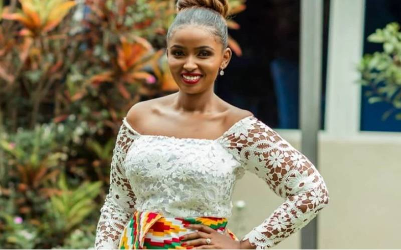 Anerlisa Muigai to start a clothing line