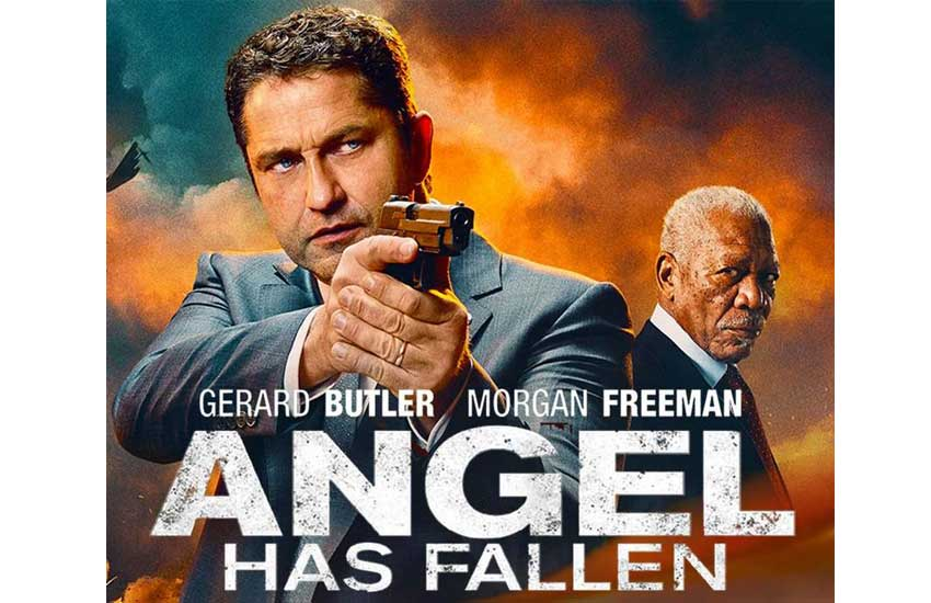 Angel has fallen movie review: It is good as a last of a trilogy of good action movies