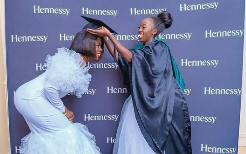A man should be a companion, not your ATM machine – Akothee tells daughter