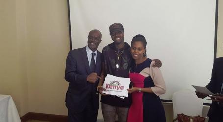 Ati Eddy Kenzo who is Ugandan is Kenya Tourism Ambassador? King Kaka laments