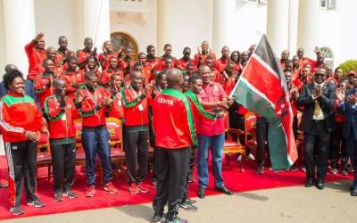 A-Z of IAAF World Under 18 Championships held in Kenya
