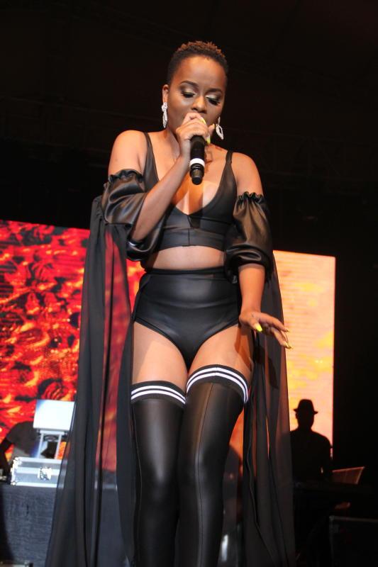 Choma Na Ngoma Second edition concert at KICC