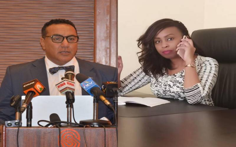 Balala revokes appointment of Pauline Njoroge over Facebook post