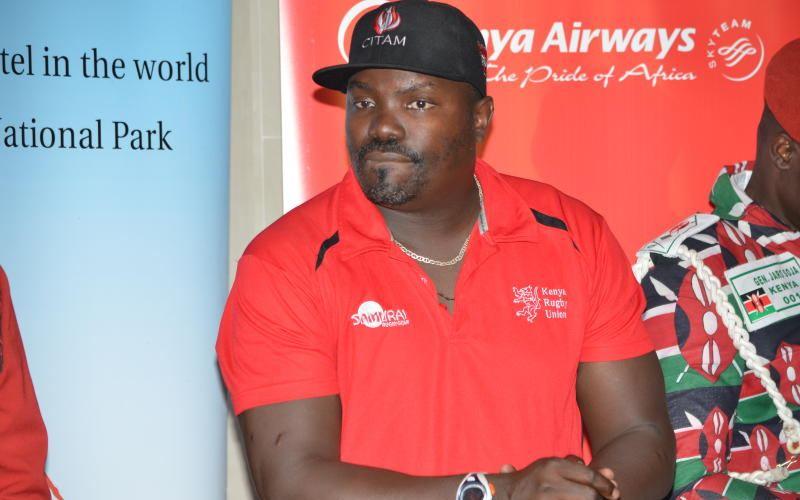 Benjamin Ayimba: How skinny kid became rugby star