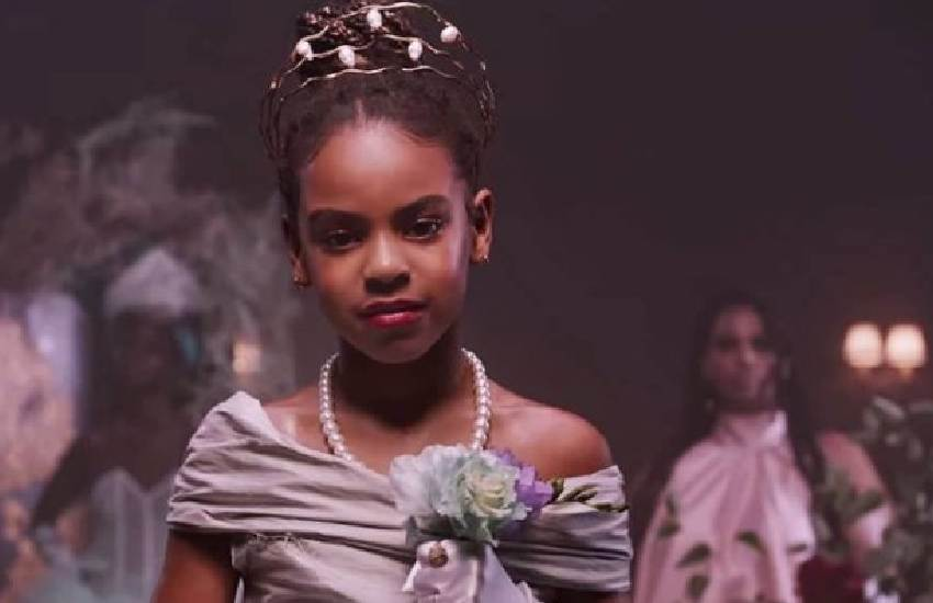 Beyoncé and Jay-Z's daughter Blue Ivy nominated for a Grammy