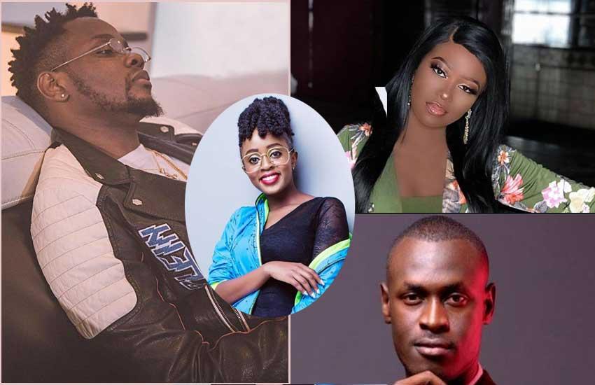 Big African stars set for Valentines Jamboree
