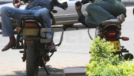 Blame your women for luring us- Boda boda riders