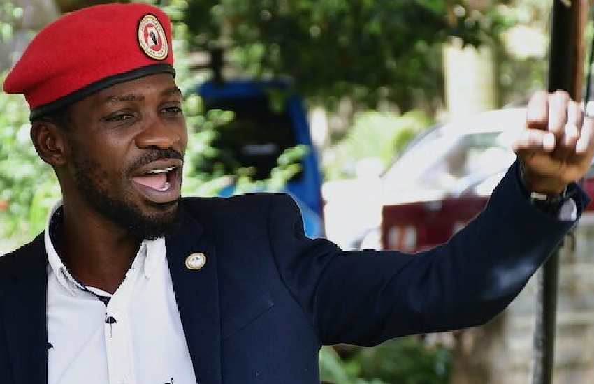 Bobi Wine election petition officially withdrawn