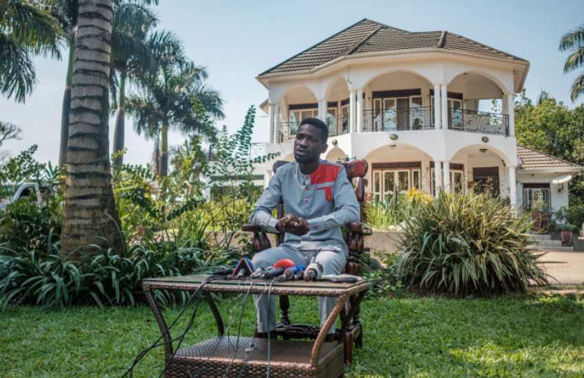 Bobi Wine: The untold story of the inimitable 'Ghetto President'