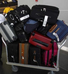 Renowned sports personality stranded at the JKIA for not paying for his luggage
