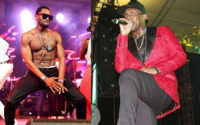 Busy Signal and Dbanj in the country to preach peace to Kenyans ahead of the elections