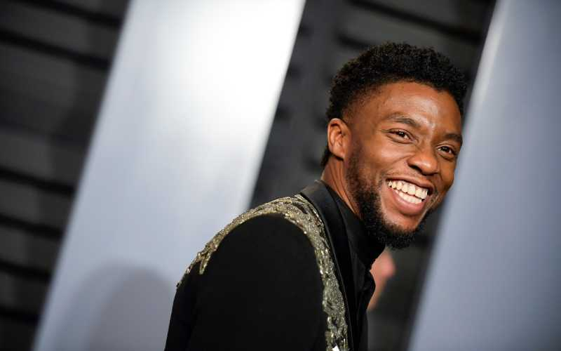 Chadwick Boseman died without a will for Sh108million estate after secret cancer battle