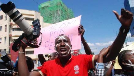 Chemsha bongo: Polisi heshimuni wanahabari!
